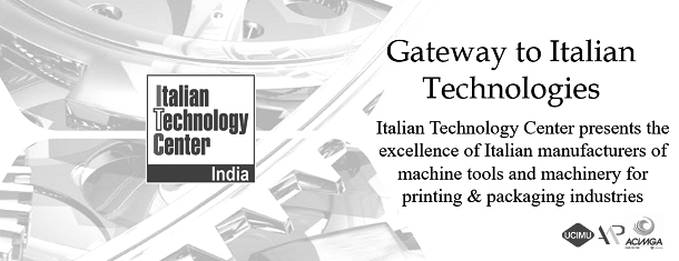 IL 27 NOVEMBRE IL WEBINAR DELL'ITALIAN TECHNOLOGY CENTER, DESK ACIMGA IN INDIA