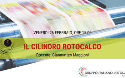 """FORMAZIONE ROTOCALCO """"IL CILINDRO"""""""