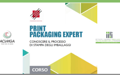 SI CONCLUDE IL PRIMO CORSO PRINT PACKAGING EXPERT