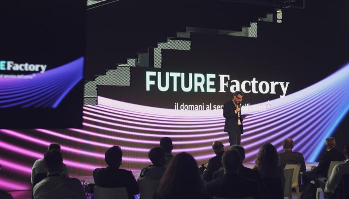 FUTURE FACTORY 2021 – GRANDE SUCCESSO PER L'EVENTO DEL 15 E 16 SETTEMBRE